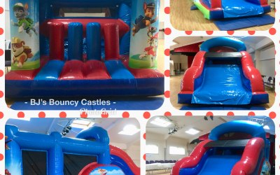 BJ's Bouncy Castles 4
