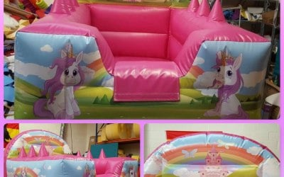 BJ's Bouncy Castles 3