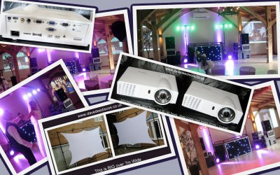 Projector Hire Staffordshire