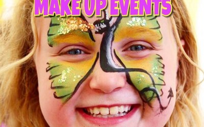 Canvas Make Up Events