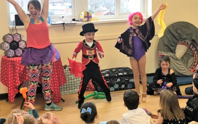 Themed parties are great fun, with Music and entertainment to match