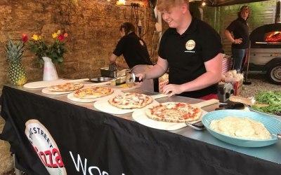 Wedding pizza ethic street pizza