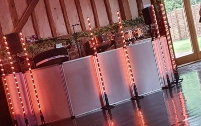 Steelasophical Steelpan wedding Band Old Hall Ely, Great Fosters