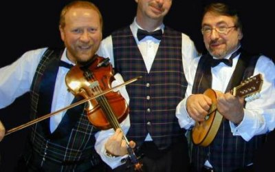 The Rhythm Chaps Ceilidh Band