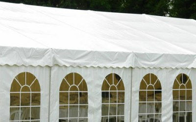 Royston Marquee Hire Traditional Windows