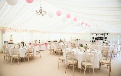 Royston Marquee Beautiful marquee in Northampton