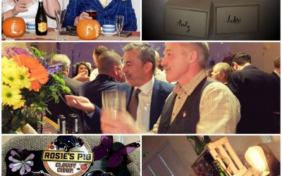Little snapshots from a lovely wedding reception