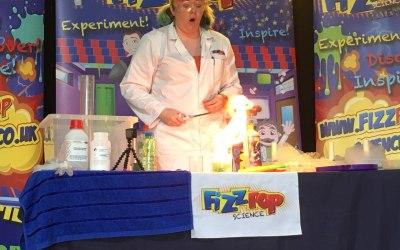 Fizz Pop Science Taunton & Exeter 5