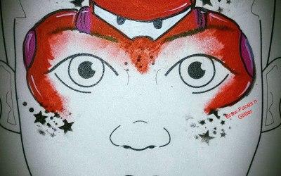 Braw Faces n Glitter 3