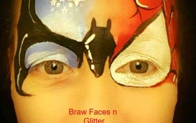 Braw Faces n Glitter 4