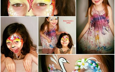 Braw Faces n Glitter 2