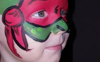 Braw Faces n Glitter 8
