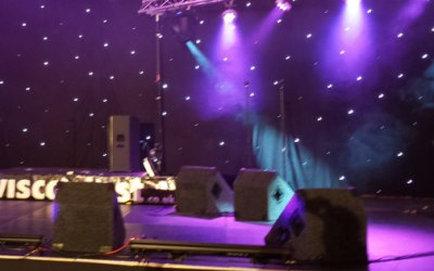 Stage & Lighting Hire