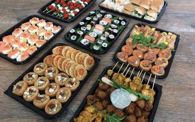 Mini Buffet Canape Style