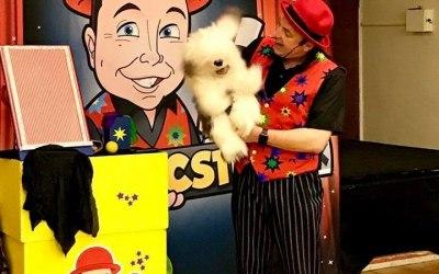 Magic Stu Childrens Entertainer 2