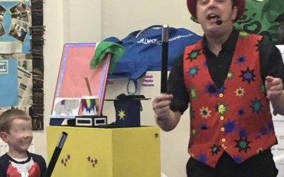 Magic Stu Childrens Entertainer 3