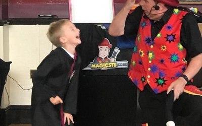 Magic Stu Childrens Entertainer 5
