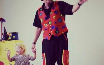 Magic Stu Childrens Entertainer 4