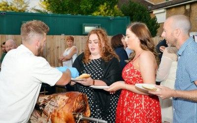 Hog roast Suffolk