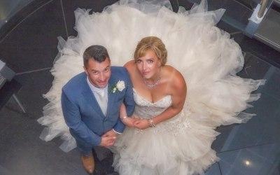 Wedding at Crowne Paza, Five Lakes
