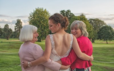Wedding at St Catherine's, Gosfield