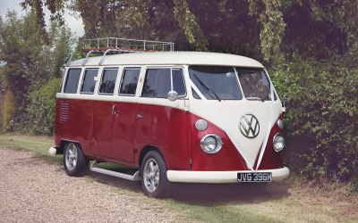 VW Split Screen Camper, Wedding transport and photo booth Norfolk and Suffolk.