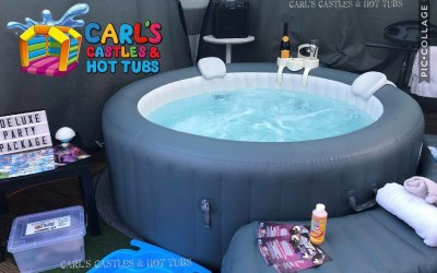 Carl's Castles & Hot Tub Hire  4