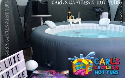 Carl's Castles & Hot Tub Hire  1