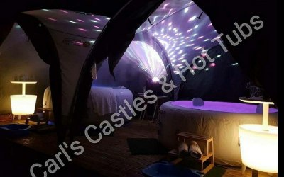 Carl's Castles & Hot Tub Hire  2