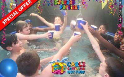 Carl's Castles & Hot Tub Hire  6
