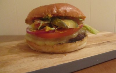 Angus Steak Burger