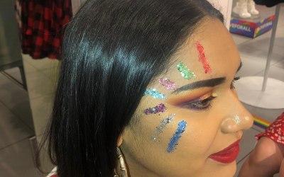 Festival Glitter - Manchester Pride
