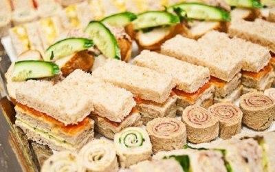 Sandwich Buffet Selection