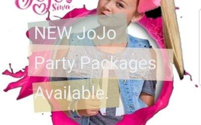 Jojo Party theme