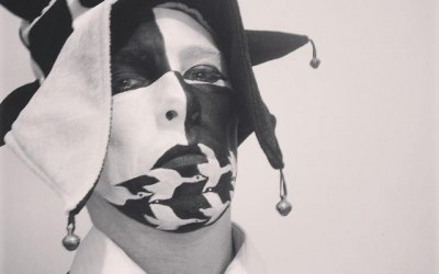 John Jones Art - Face Painting 1