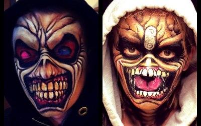 John Jones Art - Face Painting 4
