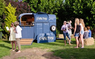 Beautiful quirky mobile bar, perfect for weddings, parties, corporate or private events and festivals across the East