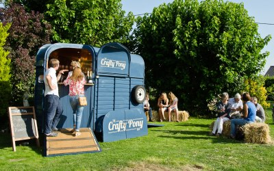 Mobile bar - weddings, birthdays, festivals, corporate or local