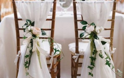 Chair Covers, Sashes & Ruffles