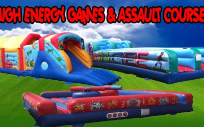 High Energy Inflatables