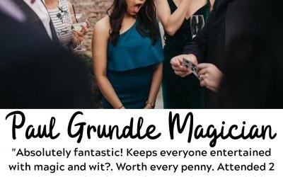 Paul Grundle  Magician 4
