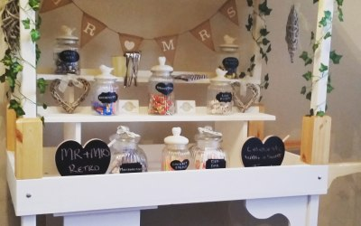 Retro Sweets and Fizz Carts 4