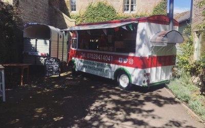 The Pizza Van