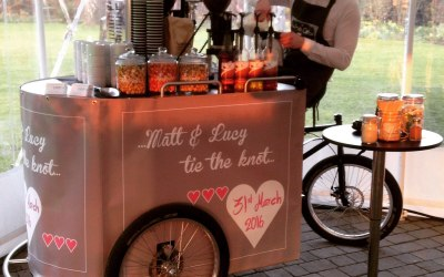 Wedding Coffee Carts