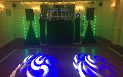 Dinner/dance discos