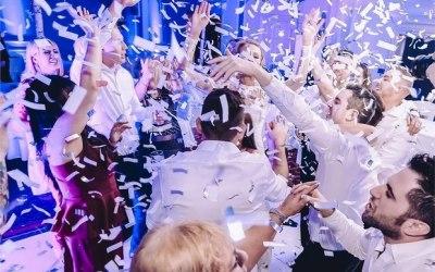 Special occasions & confetti