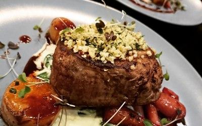 Beef, Hazlenut & Parmesan