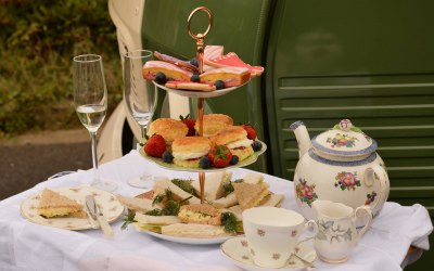 Kate and Pepe's Vintage Afternoon Teas