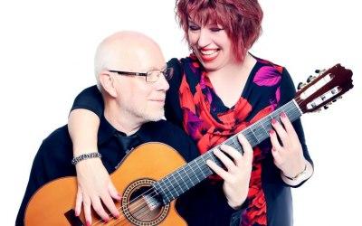 Mrs Peel and Steve Duo