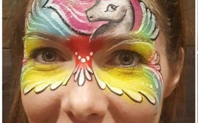 Face Painting by Taleena 3